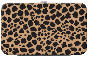 Leopard Credit Card/ID Holder