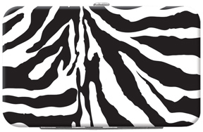 Zebra Credit Card/ID Holder