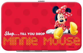 Minnie Shopping Credit Card/ID Holder