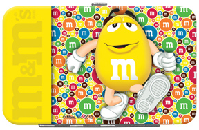 Yellow M&M'S Credit Card/ID Holder