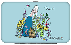Blooming Credit Card/ID Holder