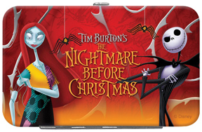 Tim Burton's The Nightmare Before Christmas Credit Card/ID Holder