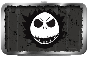 Jack Skellington Credit Card/ID Holder