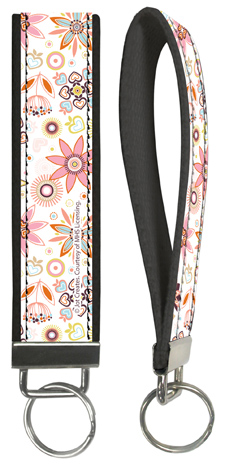 Day Water Flowers Wristlet