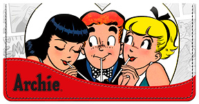 Archie� Comics Leather Cover
