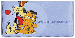 Garfield Classic Leather Cover