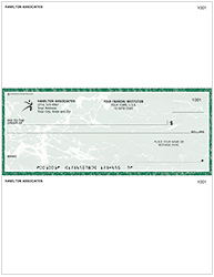 Marble Green Laser Voucher - Check in Middle