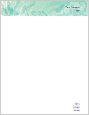 Graphic 4 Letterhead