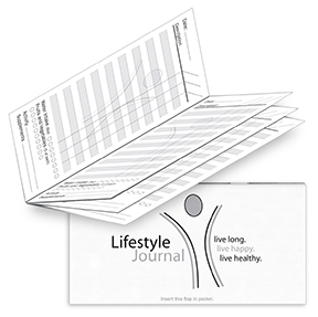 Lifestyle Journal Caddy Pack