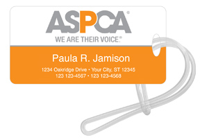 ASPCA � Luggage Tag