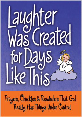 Laughter Was Created for Days Book