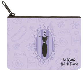 Little Black Dress Coin Purse