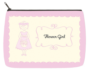 Flower Girl Frame Bridal Bag - Large