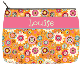 Pop Floral Designer Bag - Large
