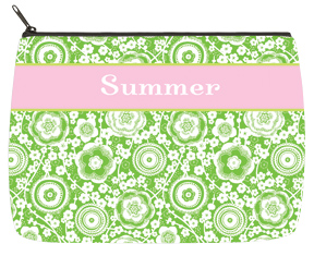Preppy Sweet Garden Designer Bag - Large