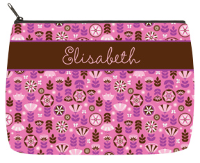 Izzy Floral Designer Bag - Large
