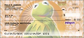 Muppets Personal Checks