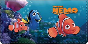 Finding Nemo Leather Cover