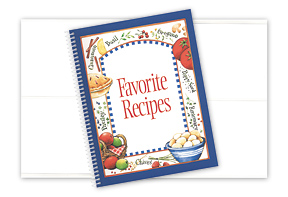 Favorite Recipe Organizer
