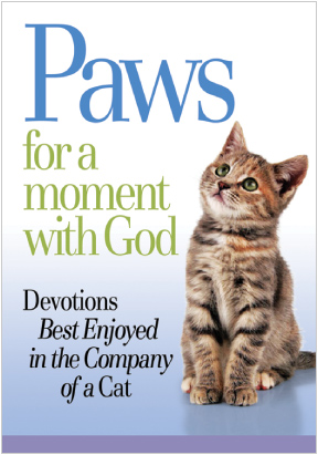 Paws for a Moment with God Book