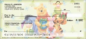 Winnie the Pooh Checks