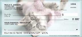rachaelhale Kittens Personal Checks - 4 images