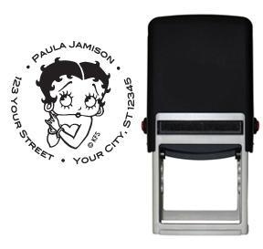 Betty Boop™ Stamp