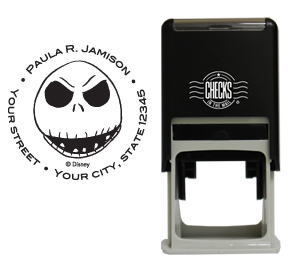 Jack Skellington Stamp