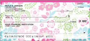Preppy Sweet Personal Checks