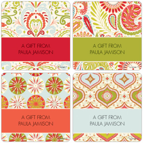 Dena Designs Holiday Gift Labels