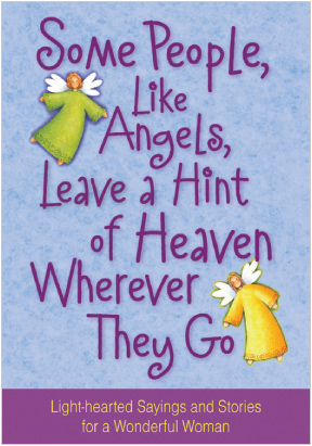 Some People Like Angels Book