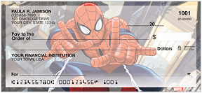 Ultimate Spider-Man Checks