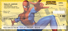 Spider Man Action Hero Checks