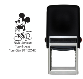 Classic Mickey Mouse Stamp