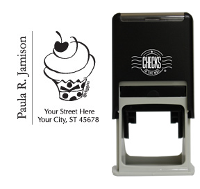 Cupcake Stamp