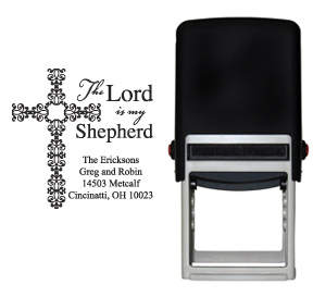 Psalms Stamp