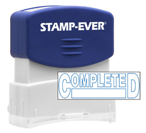 COMPLETED Stock Title Stamp