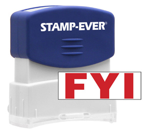FYI Stock Title Stamp