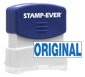 ORIGINAL Stock Title Stamp