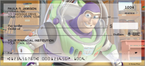 Toy Story 3 Personal Checks