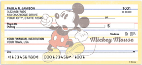 Mickey the One and Only Checks