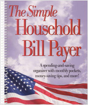 Flag Simple Household Bill Payer