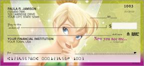 Disney Fairies Personal Checks