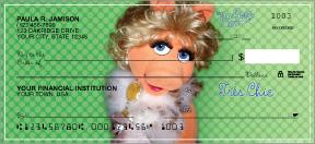 Miss Piggy Personal Checks - 4 poses