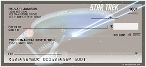 Star Trek Ships Checks