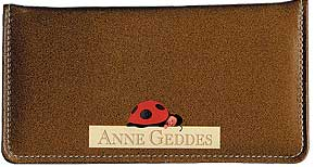 Anne Geddes Ladybug Leather Cover