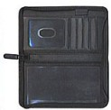Zippered Leather Cover