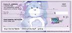 Care Bears 153; Watercolor Checks