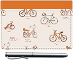 Vintage Bikes Debit Caddy 6273