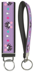 Lolligag Purple Wristlet